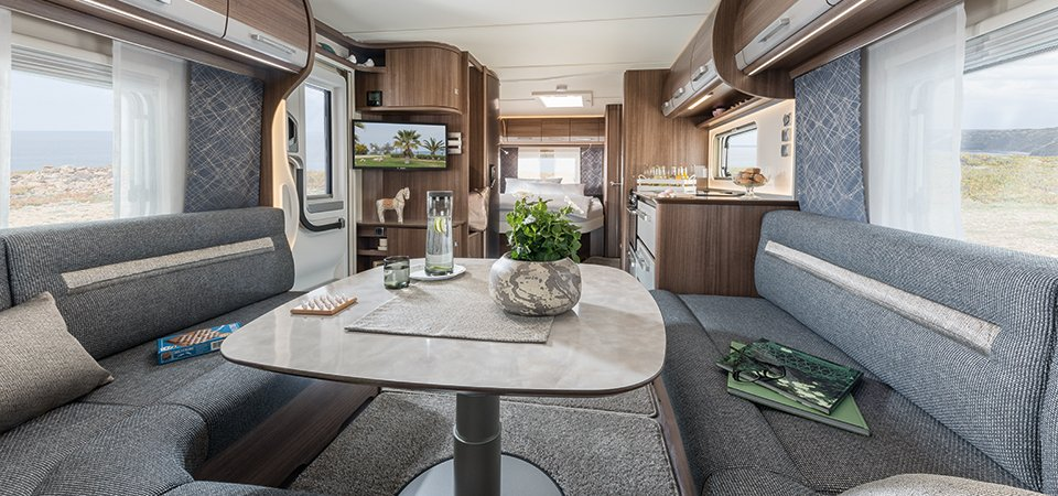 Fendt campingvong - Daimond