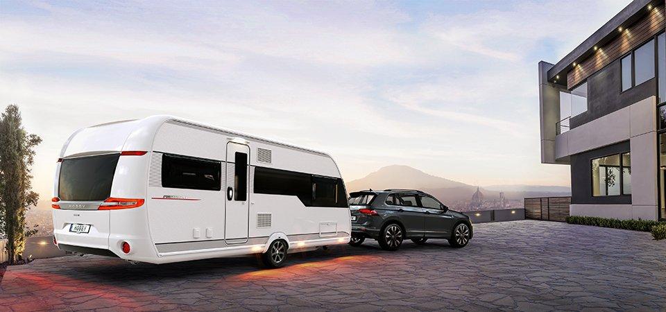 Premium - Hobby Campingvogn