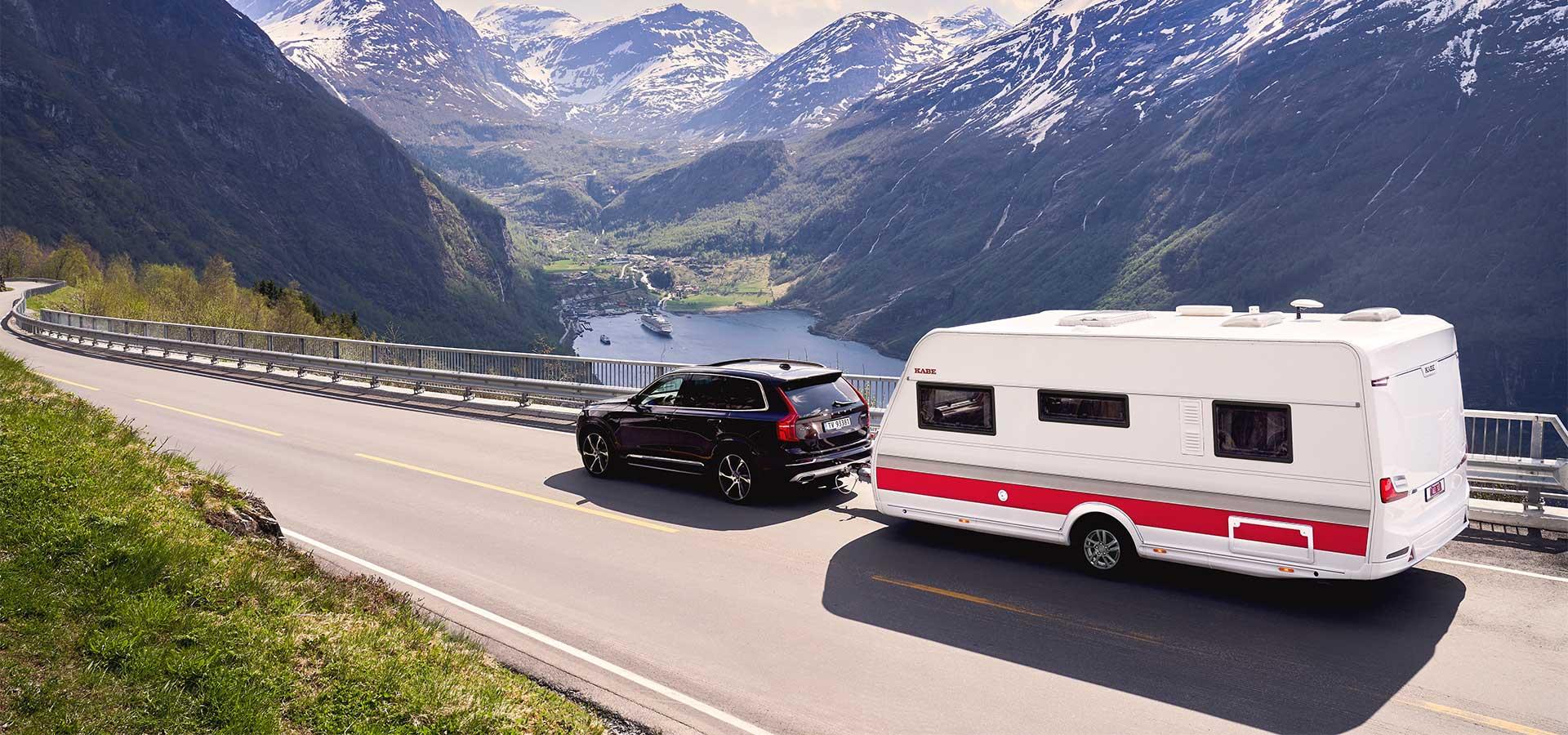 Kabe campingvogn