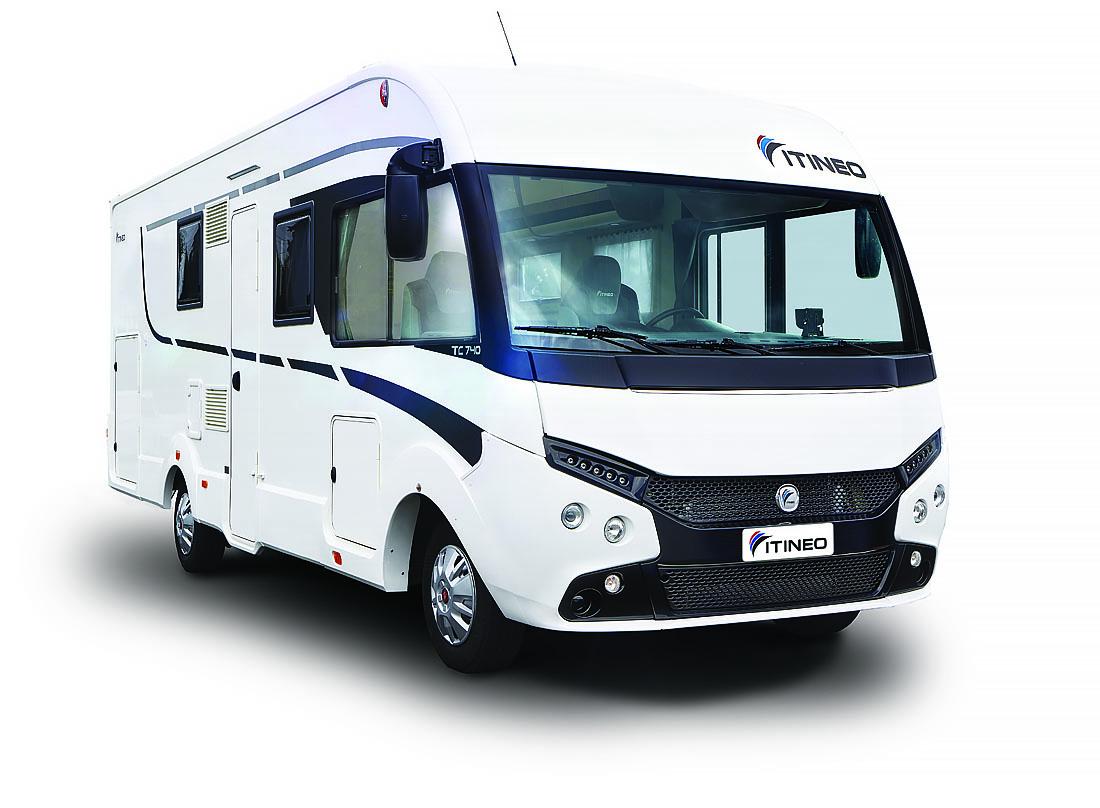 Itineo TC740