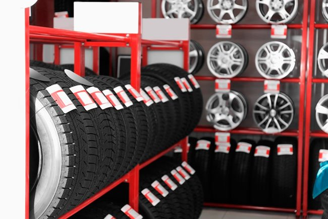 Dekk til biler, lastebiler og bobiler