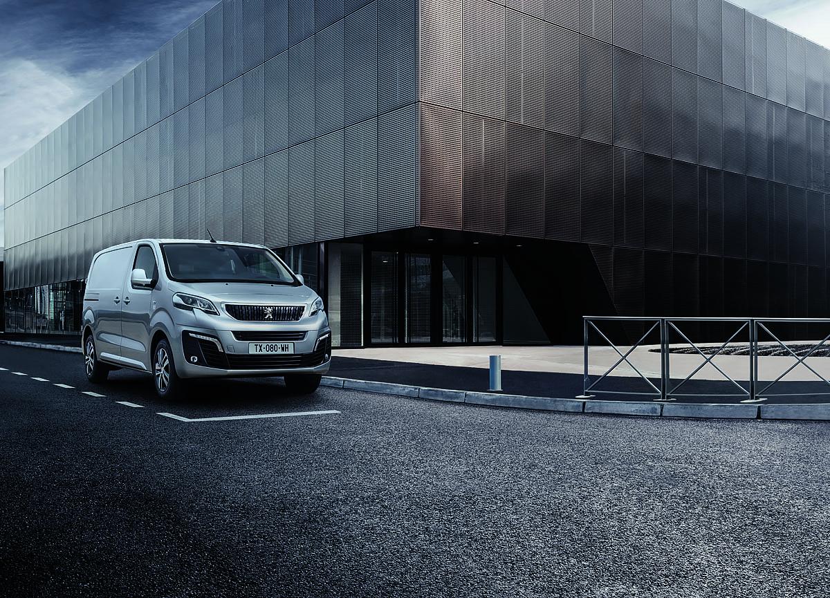 Peugeot Expert Van Professional