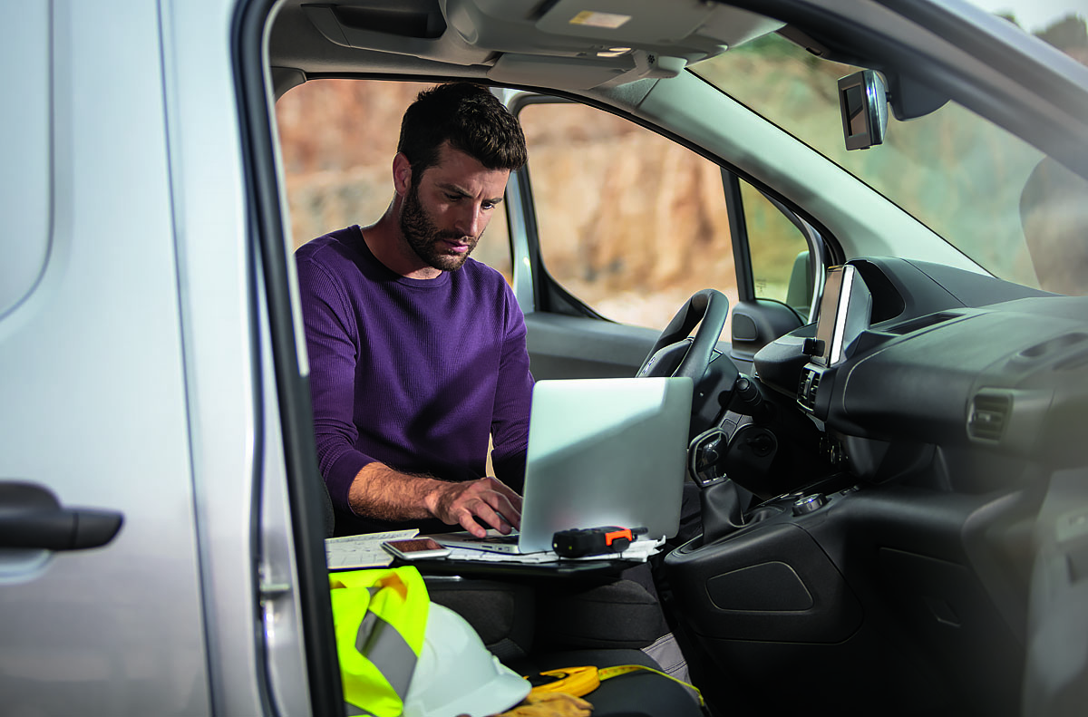 Peugeot Partner Tapee Electric
