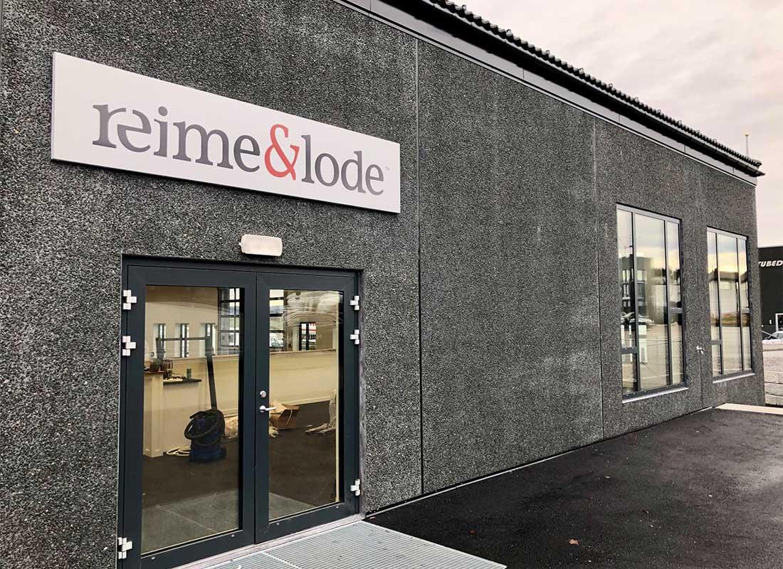 Åpningsfest Bobilbutikk Reime & Lode