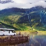 Norgesferie i hus på hjul