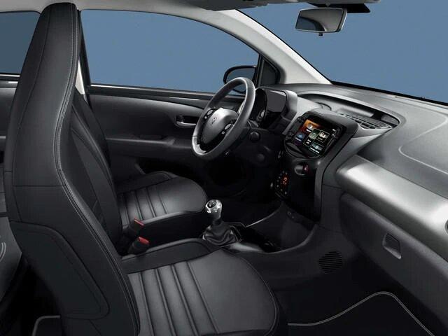 Peugeot 108 Kombi
